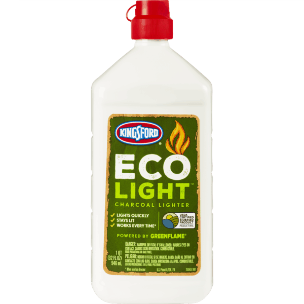 $2.50 for Kingsford® EcoLight Charcoal Lighter Fluid (expiring on Sunday, 09/29/2019). Offer available at multiple stores.