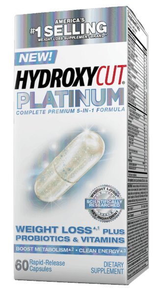 $5.00 for Hydroxycut® Platinum. Offer available at Target, Walmart, Walgreens, CVS Pharmacy.