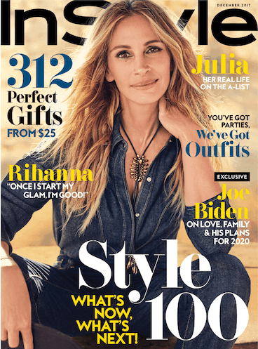 $1.00 for InStyle Magazine (expiring on Saturday, 06/02/2018). Offer available at multiple stores.