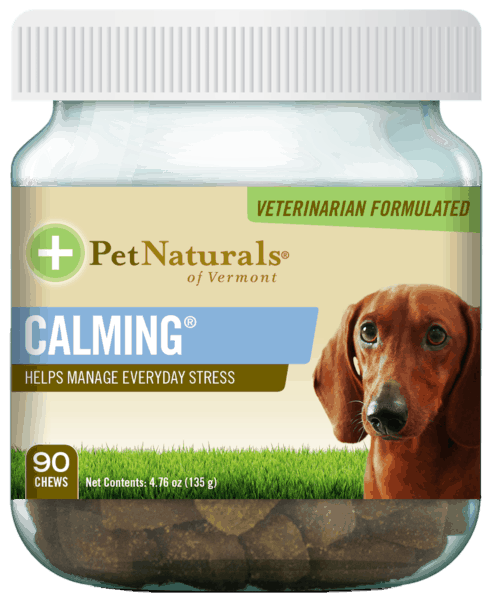 $1.00 for Pet Naturals® Calming™. Offer available at Walmart.