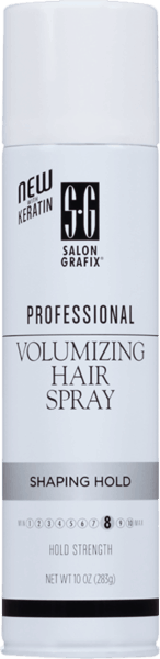 $2.00 for Salon Grafix® Professional Volumizing Hair Spray. Offer available at multiple stores.