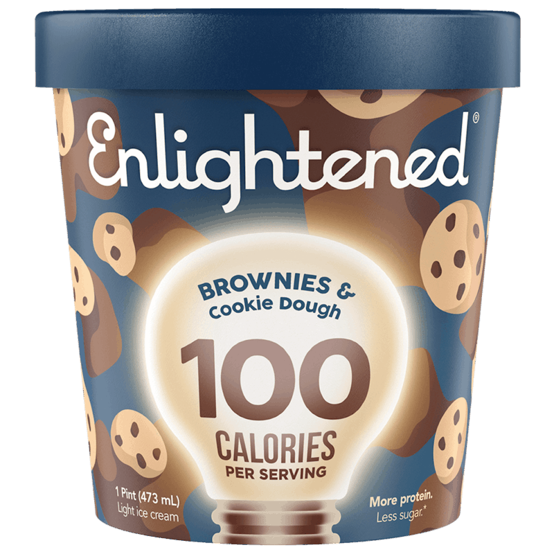 $1.00 for Enlightened® Ice Cream Pints (expiring on Monday, 03/02/2020). Offer available at Target.