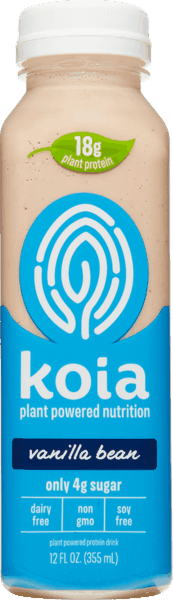 $1.50 for Koia. Offer available at Walmart, Publix.