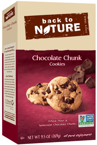 $1.00 for Back to Nature Cookies (expiring on Friday, 08/02/2019). Offer available at multiple stores.