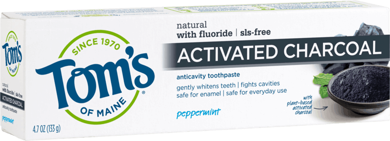 $1.50 for Tom's of Maine® Adult Toothpaste or Mouthwash (expiring on Thursday, 01/09/2020). Offer available at multiple stores.