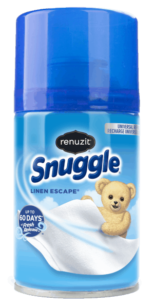 $1.50 for Renuzit® Snuggle® Automatic Spray Refill (expiring on Wednesday, 10/02/2019). Offer available at multiple stores.