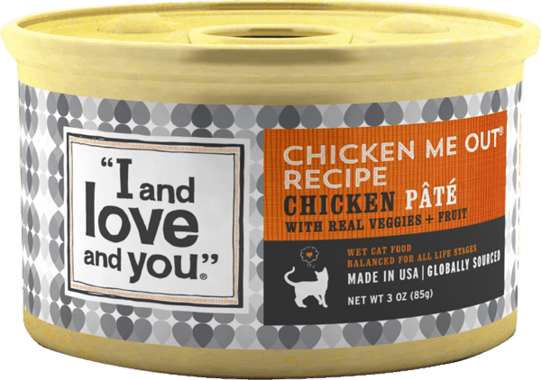 $0.25 for I and Love and You® Canned Cat Food (expiring on Sunday, 06/02/2019). Offer available at multiple stores.