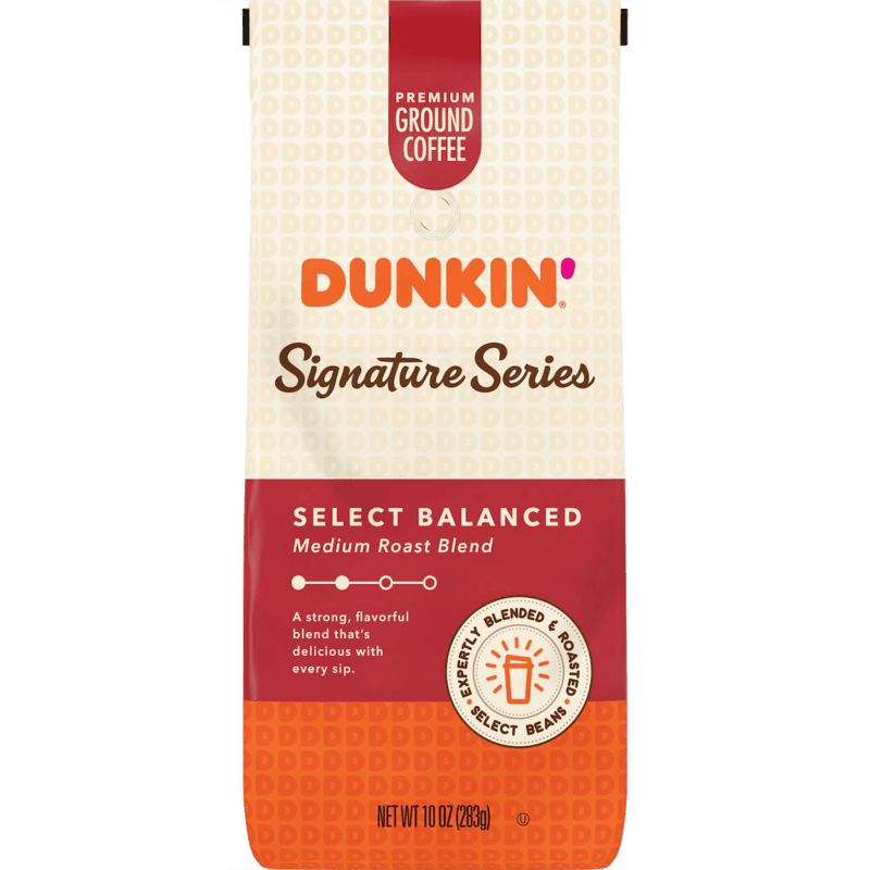 $0.25 for Dunkin' Bagged Coffee (expiring on Monday, 07/06/2020). Offer available at multiple stores.