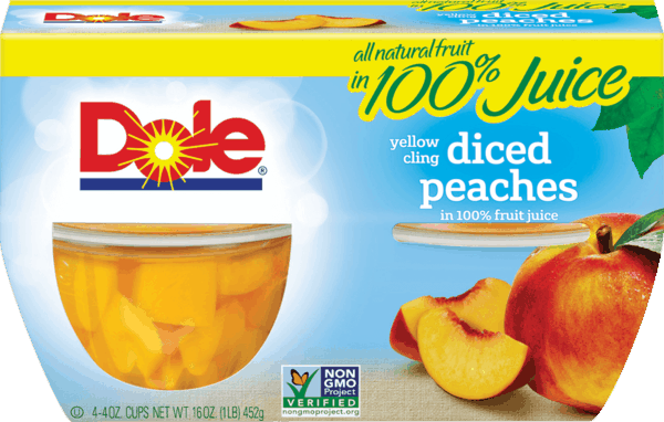 $0.50 for DOLE Fruit Bowls® in 100% Juice (expiring on Friday, 03/02/2018). Offer available at multiple stores.