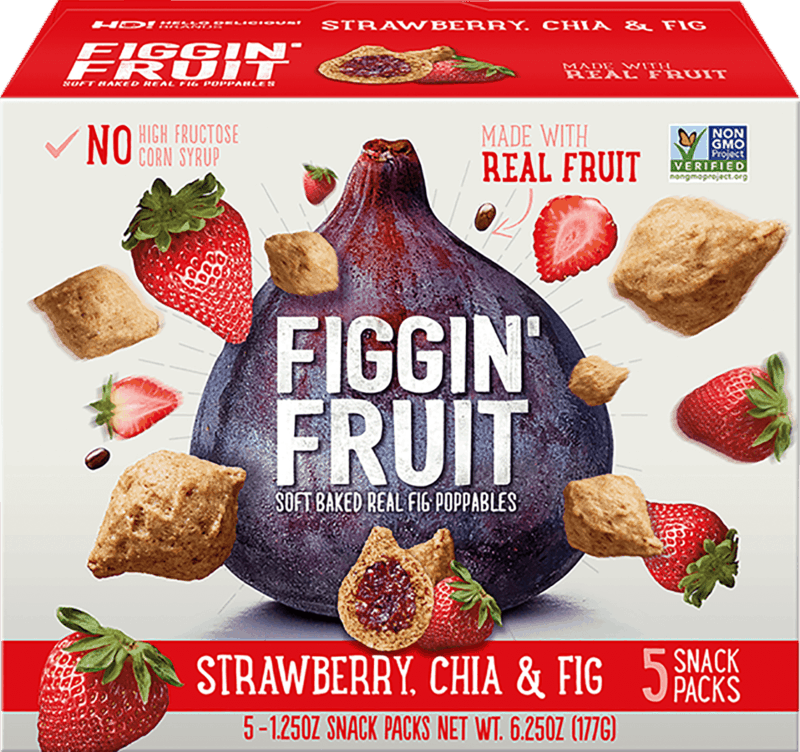 $1.00 for Figgin' Fruit (expiring on Saturday, 05/02/2020). Offer available at multiple stores.