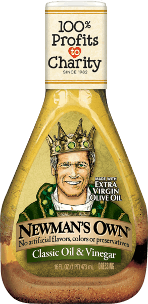 $1.00 for Newman's Own® Salad Dressing (expiring on Thursday, 08/02/2018). Offer available at multiple stores.