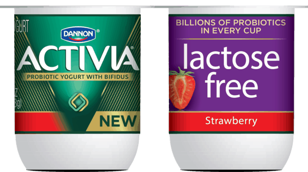 $1.00 for Activia® Lactose Free. Offer available at Walmart.