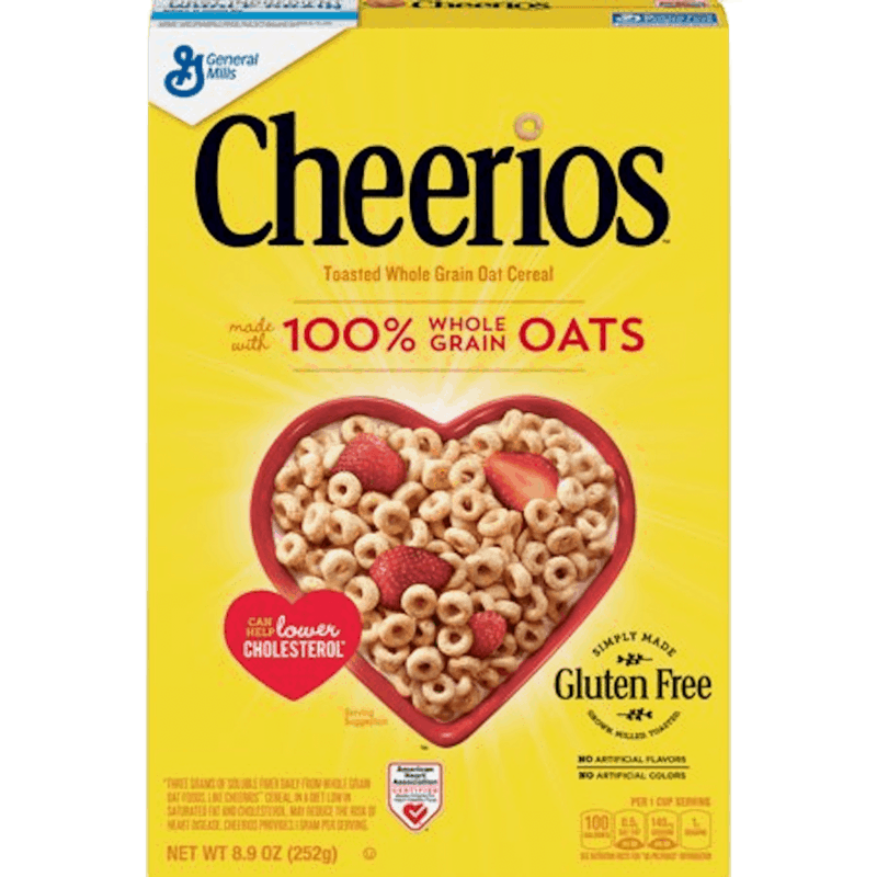 $1.00 for Original Cheerios™ (expiring on Wednesday, 10/02/2019). Offer available at Walmart.