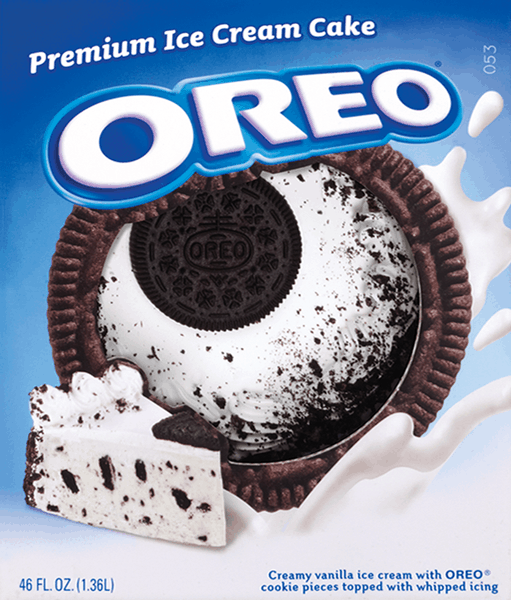 $2.75 for OREO® Premium Ice Cream Cake (expiring on Tuesday, 04/25/2017). Offer available at multiple stores.