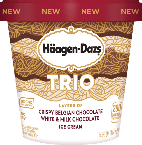 $1.25 for HÄAGEN-DAZS® Ice Cream (expiring on Sunday, 01/07/2018). Offer available at Stop & Shop, Martin's (IN, MI), Giant (DC,DE,VA,MD), GIANT (PA,WV,MD,VA), MARTIN'S.