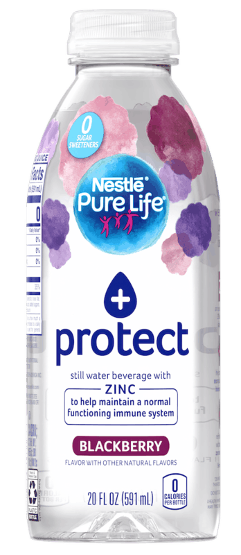 $1.25 for Nestle Pure Life +. Offer available at Walmart, Walmart Pickup & Delivery.