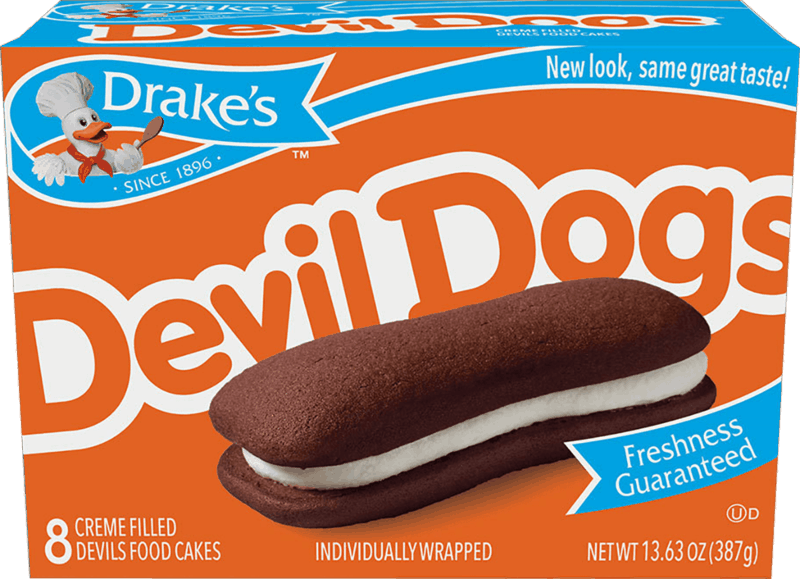 $1.00 for Drake's Snack Cakes (expiring on Wednesday, 10/13/2021). Offer available at multiple stores.