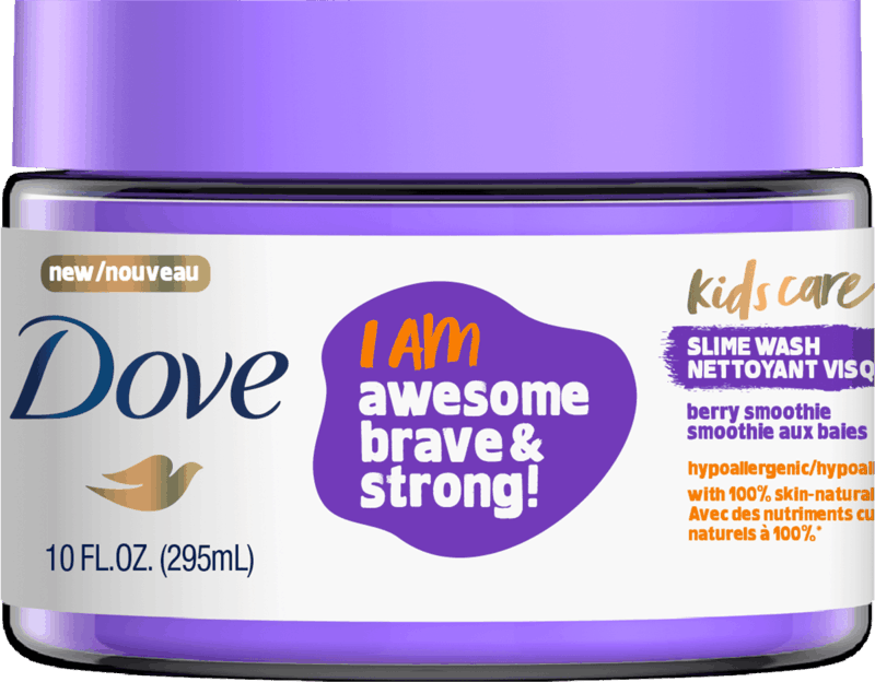 $1.50 for Dove Kids' Care Slime Body Wash (expiring on Friday, 08/13/2021). Offer available at Wegmans.