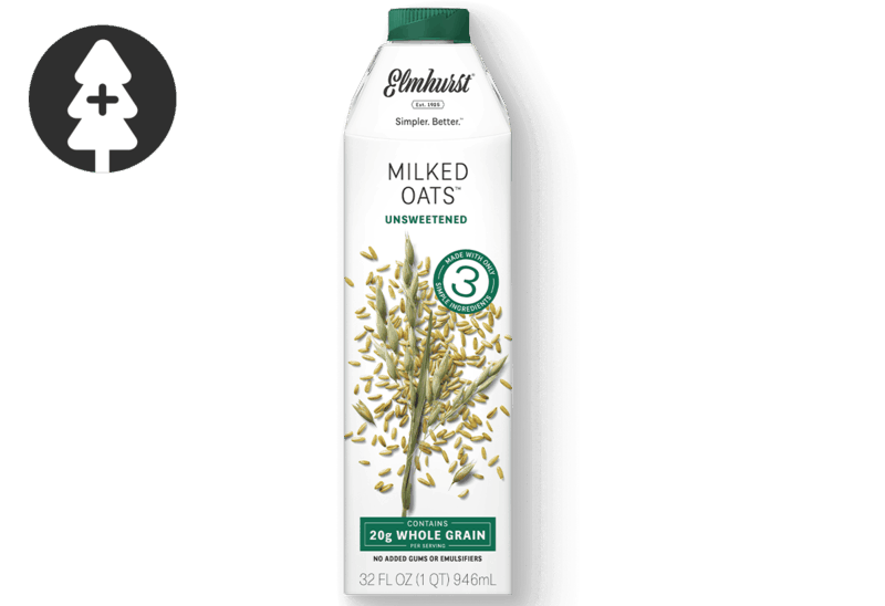 $0.75 for Elmhurst 1925 Plant Based Milks (expiring on Saturday, 04/18/2020). Offer available at multiple stores.