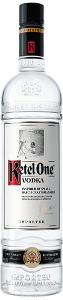 $3.00 for KETEL ONE® Vodka. Offer available at multiple stores.