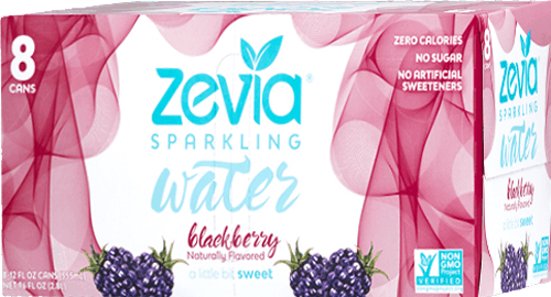 $3.00 for Zevia® Sparkling Water. Offer available at multiple stores.