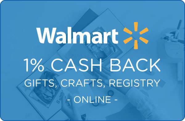 $0.00 for Walmart.com Gifts, Crafts and Registry (expiring on Wednesday, 04/01/2020). Offer available at Walmart.com.