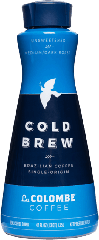 $2.00 for La Colombe Cold Brew (expiring on Friday, 12/06/2019). Offer available at Publix, Harris Teeter, Wegmans.