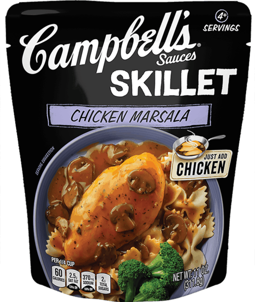 $0.75 for Campbell's® Dinner Sauces. Offer available at multiple stores.