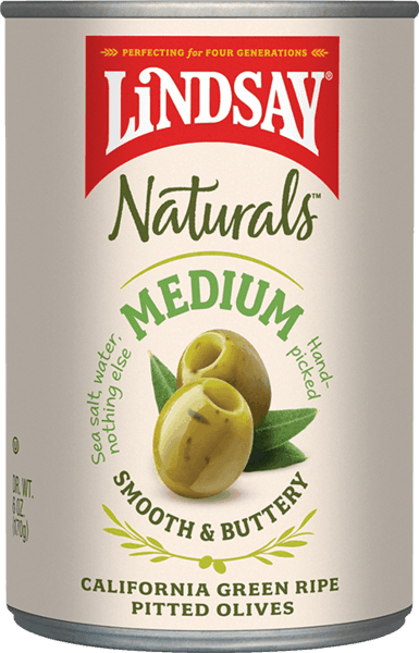 $0.50 for Lindsay® Naturals California Ripe Olives (expiring on Sunday, 06/02/2019). Offer available at Meijer.