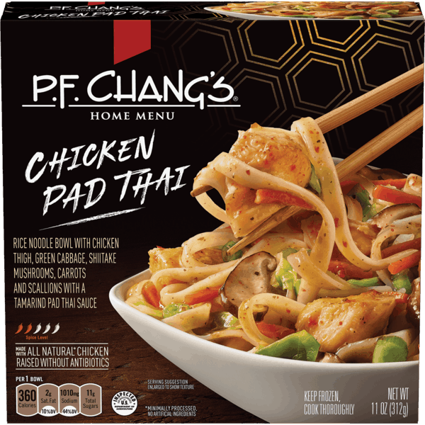 $1.00 for P.F. Chang's® Home Menu Bowls. Offer available at Publix.