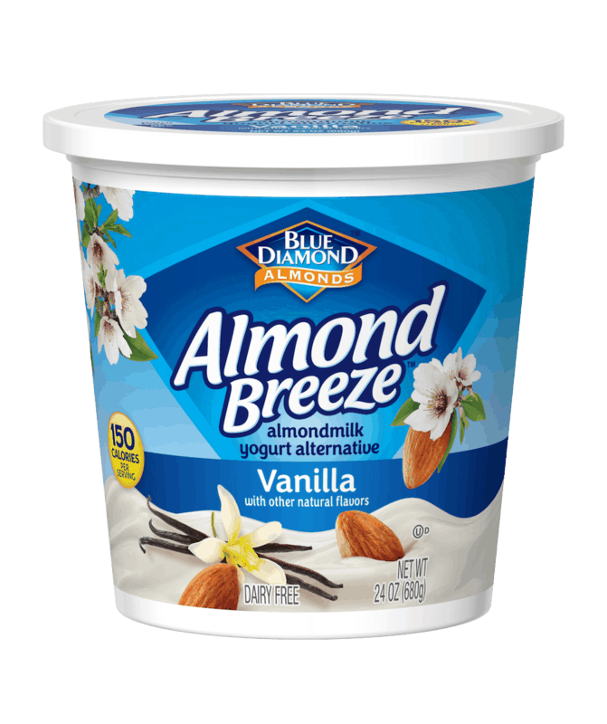 $1.50 for Almond Breeze Almondmilk Yogurt 24oz (expiring on Thursday, 12/31/2020). Offer available at multiple stores.