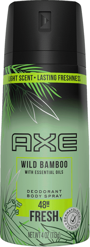$0.75 for AXE Deodorant Body Spray (expiring on Friday, 02/21/2020). Offer available at multiple stores.