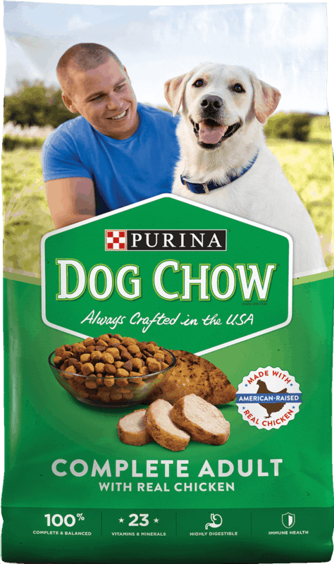 $0.75 for Purina Dog Chow Dry Dog Food (expiring on Thursday, 04/01/2021). Offer available at multiple stores.