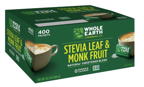 $3.00 for Whole Earth® Sweetener. Offer available at Costco.