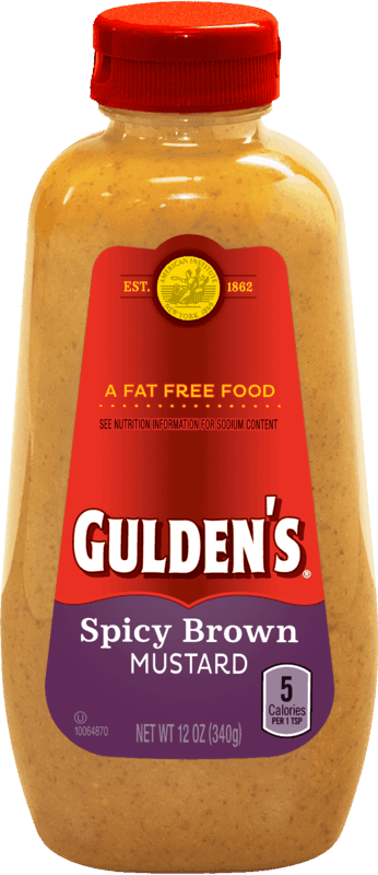 $0.25 for Gulden's® Mustard. Offer available at Walmart.