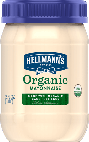 $0.50 for Hellmann's® Organic Mayonnaise (expiring on Wednesday, 06/06/2018). Offer available at multiple stores.