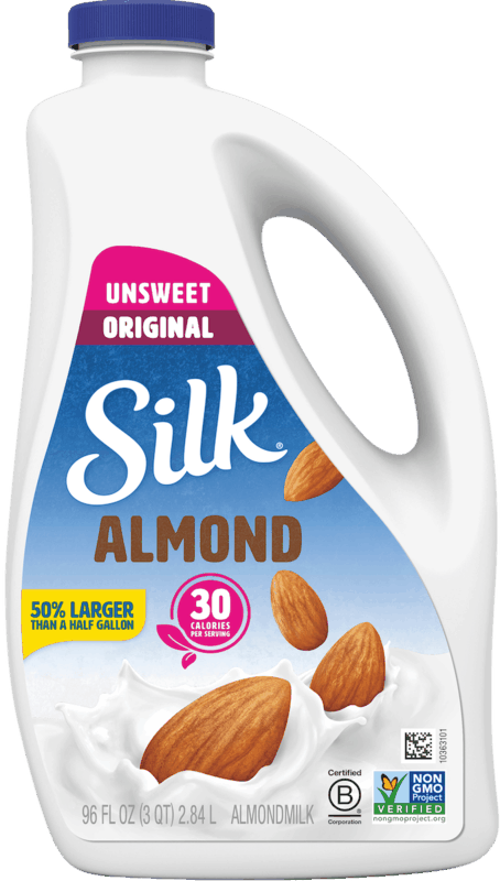 $0.80 for Silk Almondmilk (expiring on Saturday, 01/25/2020). Offer available at Walmart.