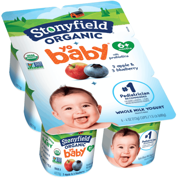 $0.75 for Stonyfield YoBaby Yogurt Multi-Packs (expiring on Wednesday, 05/29/2019). Offer available at multiple stores.