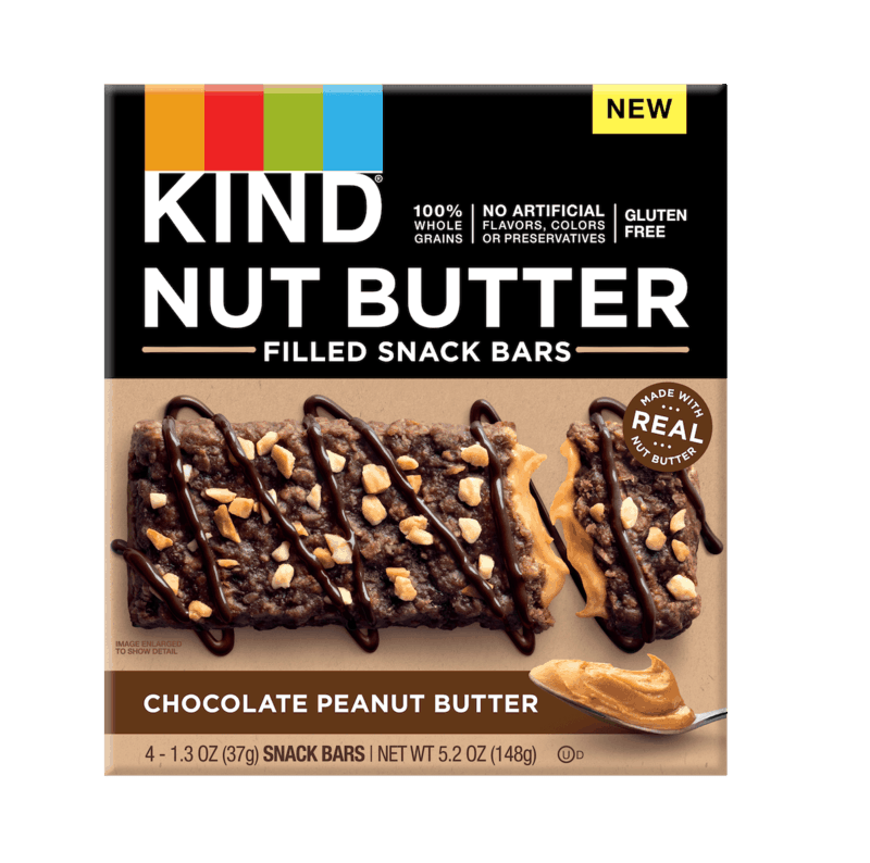 $1.00 for KIND® Nut Butter Filled. Offer available at multiple stores.