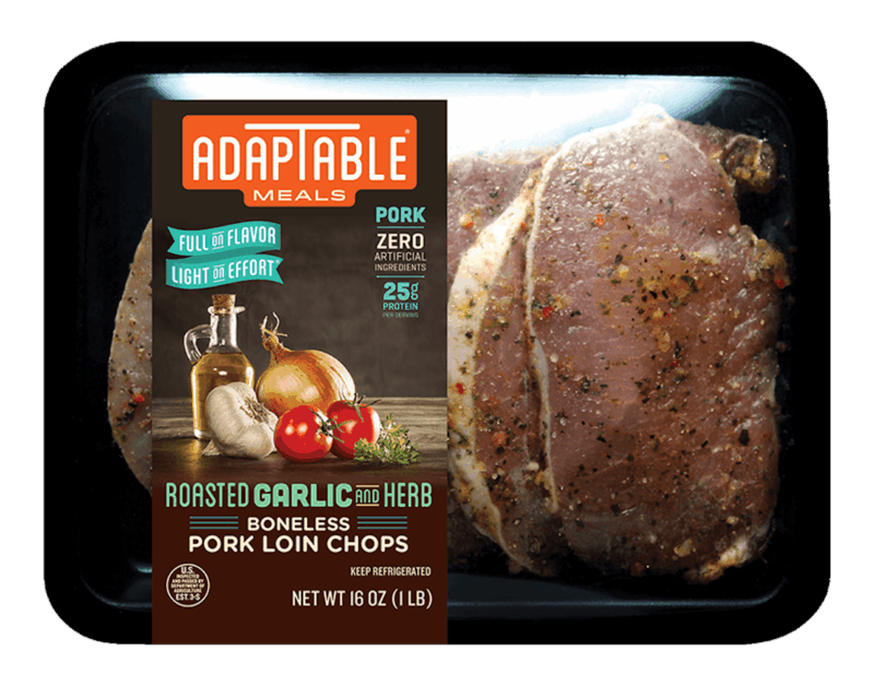$1.00 for AdapTable Meals (expiring on Wednesday, 03/31/2021). Offer available at Food Lion.