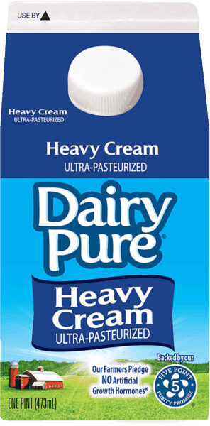 $0.55 for DairyPure® Creamers and Cream (expiring on Saturday, 03/17/2018). Offer available at multiple stores.