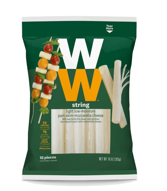 $1.25 for Weight Watchers String Cheese (expiring on Sunday, 08/02/2020). Offer available at Stop & Shop, Giant (DC,DE,VA,MD), GIANT (PA,WV,MD,VA), MARTIN'S.