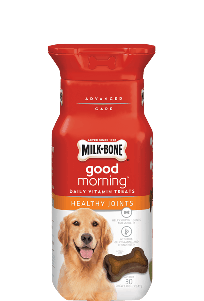 $0.75 for Milk-Bone® Good Morning® Daily Vitamin Treats (expiring on Sunday, 08/20/2017). Offer available at Walmart.