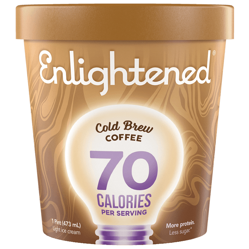 $2.00 for Enlightened® Ice Cream Pints (expiring on Tuesday, 02/11/2020). Offer available at Walmart.