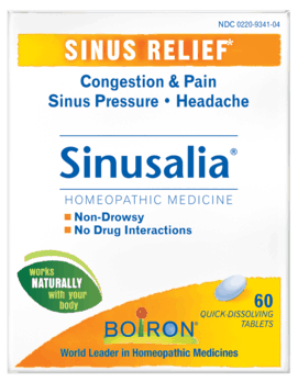 $3.00 for Sinusalia® Tablets (expiring on Monday, 03/02/2020). Offer available at multiple stores.