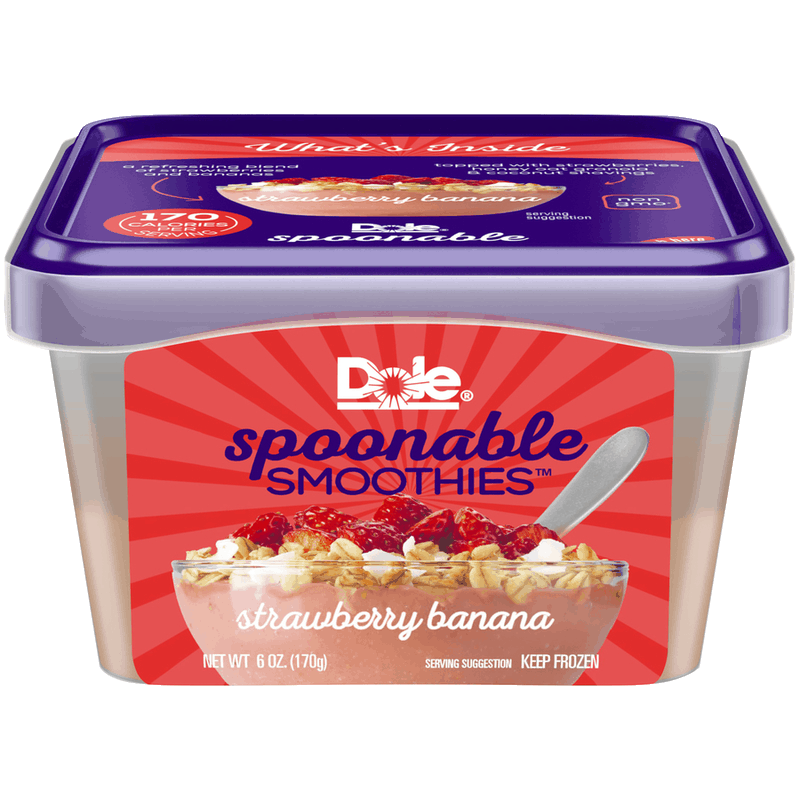 $1.00 for Dole Spoonable Smoothies (expiring on Sunday, 11/15/2020). Offer available at Giant Eagle, Wegmans, Price Chopper (KS & MO), Price Chopper.