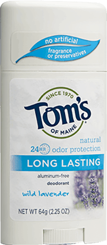 $1.00 for Tom's of Maine® Deodorant (expiring on Monday, 07/31/2017). Offer available at CVS Pharmacy.