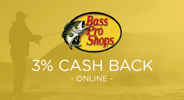 $0.00 for Bass Pro (expiring on Tuesday, 12/31/2019). Offer available at Bass Pro Shops.