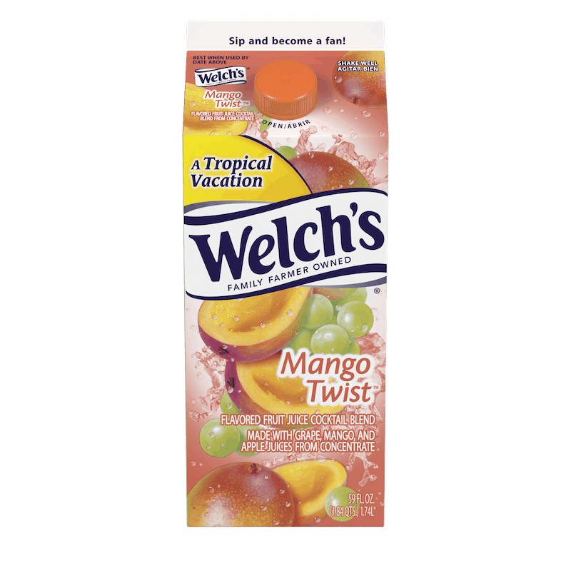 $0.25 for Welch's Refrigerated Juice (expiring on Monday, 08/31/2020). Offer available at Walmart, Walmart Grocery.