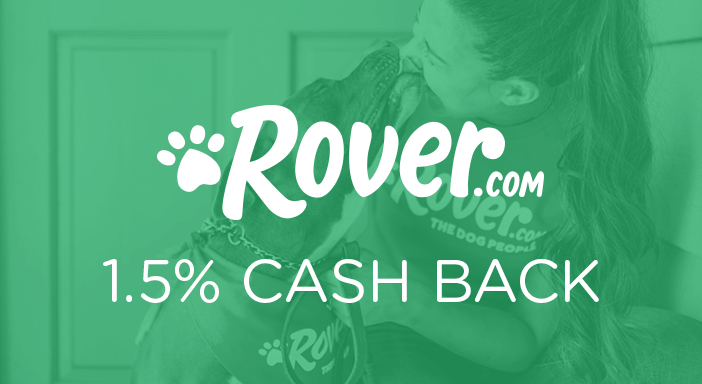 $0.00 for Rover (expiring on Monday, 03/31/2025). Offer available at Rover.